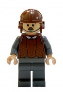 hp166 - LEGO Harry Potter Jacob Kowalski minifigura