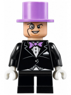 sh239 - LEGO Superheroes The Penguin - Pingvin minifigura
