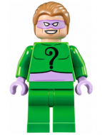 sh240 - LEGO Superheroes The Riddler - Rébusz minifigura