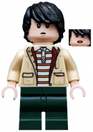 st004 - LEGO Stranger Things Mike Wheeler minifigura