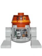 sw565 - LEGO Star Wars C1-10P Chopper minifigura