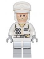 sw765 - LEGO Star Wars Hoth Rebel Trooper minifigura