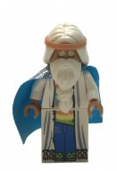 tlm021 - LEGO The LEGO Movie Vitruvius minifigura