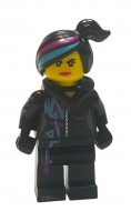 tlm027 - LEGO The LEGO Movie Wyldstyle minifigura