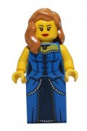 tlm037 - LEGO The LEGO Movie Rootbeer Belle minifigura