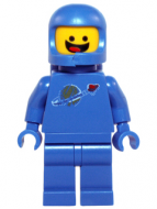 tlm057 - LEGO The LEGO Movie Benny minifigura