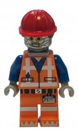 tlm063 - LEGO The LEGO Movie Robo Emmet minifigura