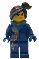 tlm064 - LEGO The LEGO Movie Space Wyldstyle minifigura