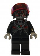 tlm065 - LEGO The LEGO Movie Robo Pilot minifigura