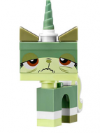 tlm076 - LEGO The LEGO Movie Tengeribeteg Kitty minifigura