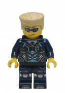 uagt019 - LEGO Ultra Agents Trey Swift ügynök minifigura
