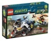 8969 - LEGO 4-Wheeling Pursuit
